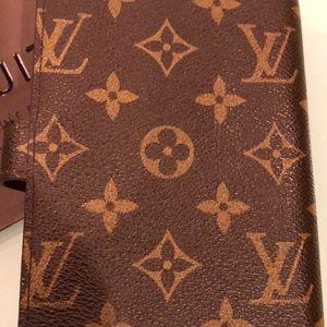 Louis Vuitton Accessories - Louis Vuitton agenda / pocket organizer